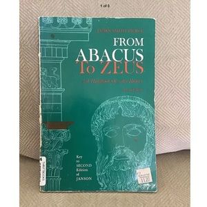 From ABACUS to ZEUS, 2nd ed. *James Smith Pierce*
